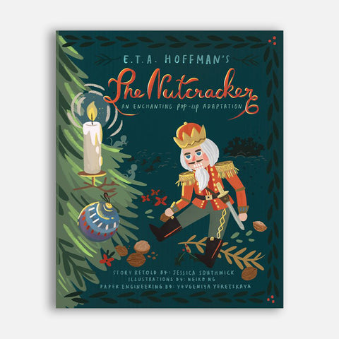 The Nutcracker Holiday Pop-Up Book
