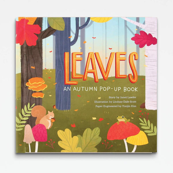 Leaves Autumn Pop-Up Book