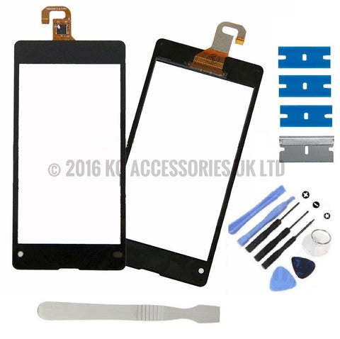 Sony Xperia Z1 mini Compact Replacement Screen Digitizer Touch Screen UV KIT