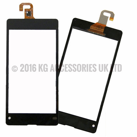 Sony Xperia Z1 mini Compact D5503 M51w Replacement Screen Digitizer Glass BLACK
