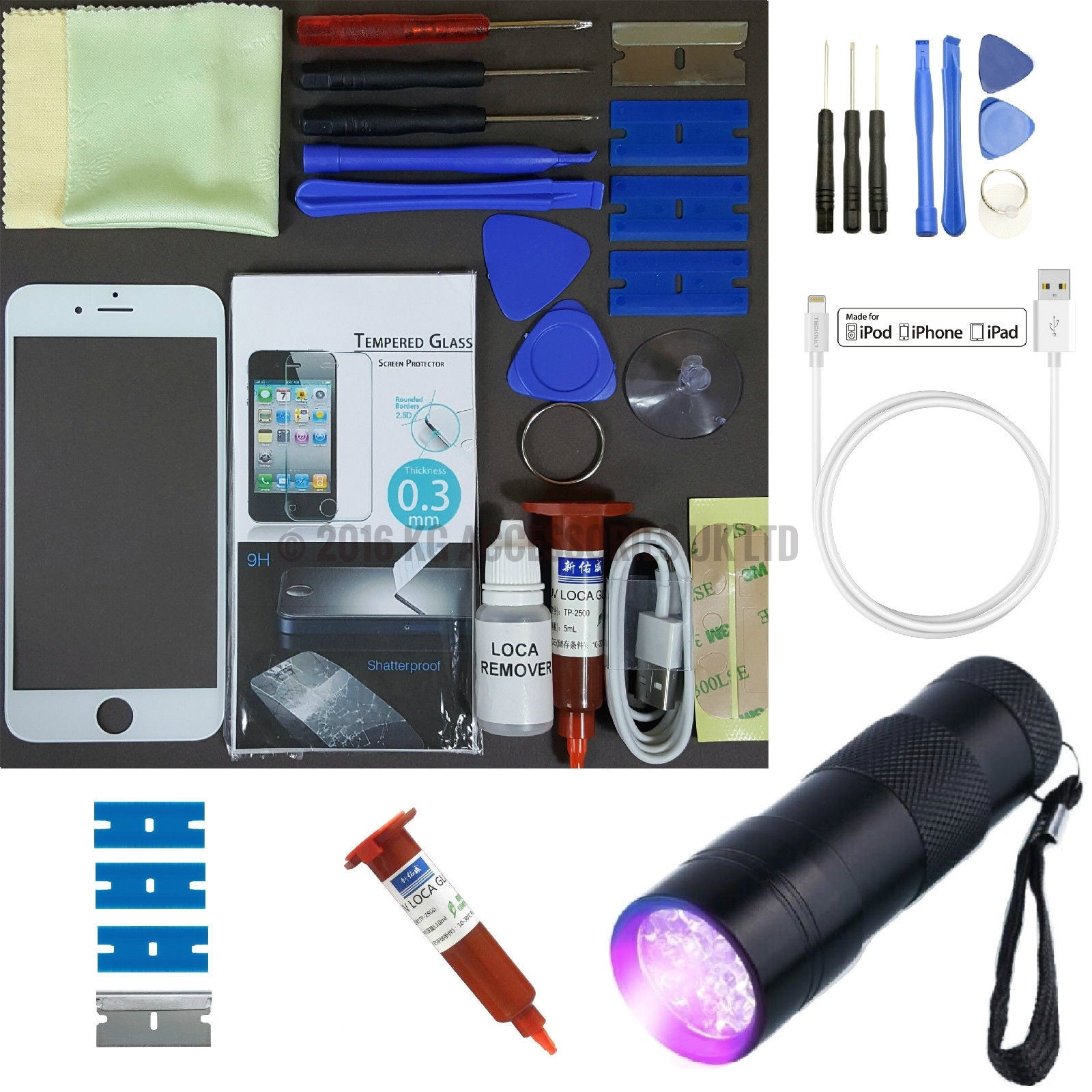 apple iphone 6 4 7 replacement screen front glass repair. Black Bedroom Furniture Sets. Home Design Ideas