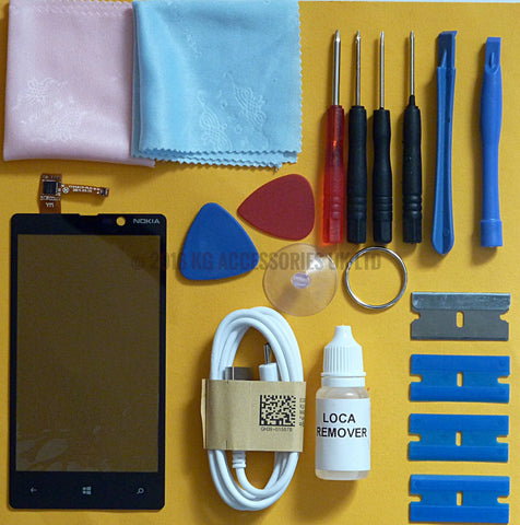 Nokia Lumia 820 Replacement Screen Digitizer Touch Screen