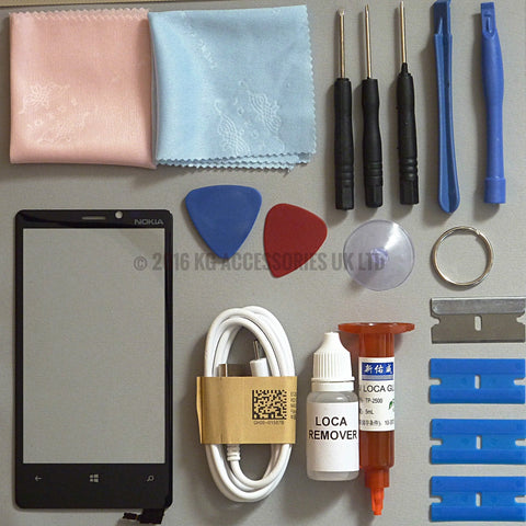 Nokia Lumia 920 Replacement Screen Digitizer Touch Screen