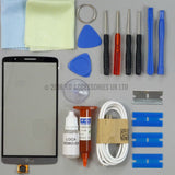LG G3 Replacement Screen Digitizer Touch Screen Genuine Glass Repair Kit
