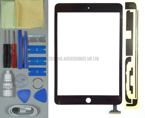iPad Mini 2 Replacement Digitizer Touch Screen