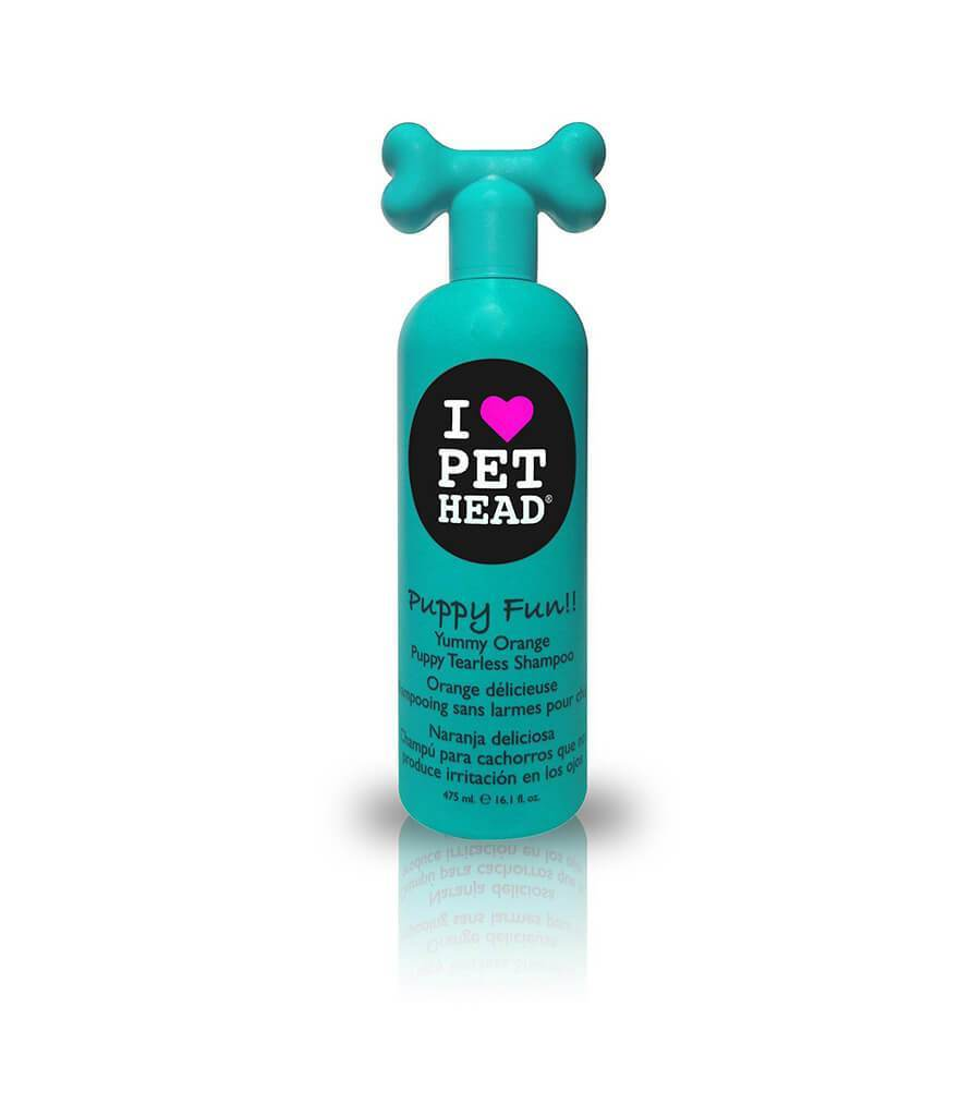 Puppy Fun Tearless Shampoo