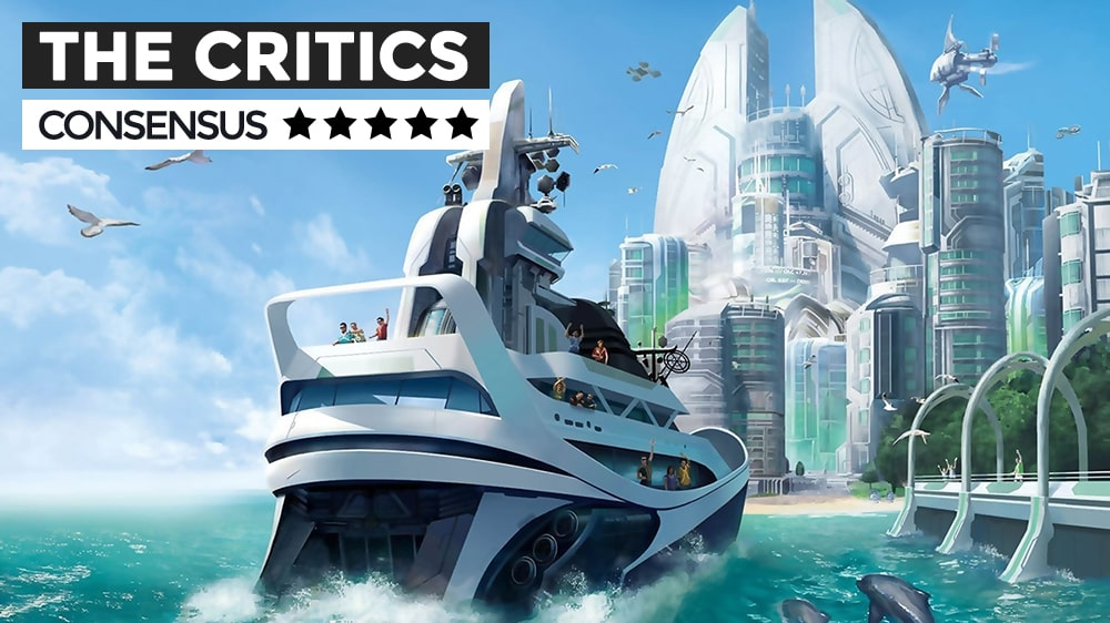 The Critics Consensus - Anno 2070 for PC