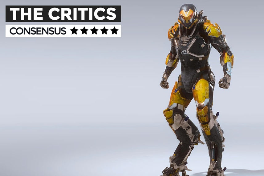 The Critics Consensus - Anthem for Xbox One