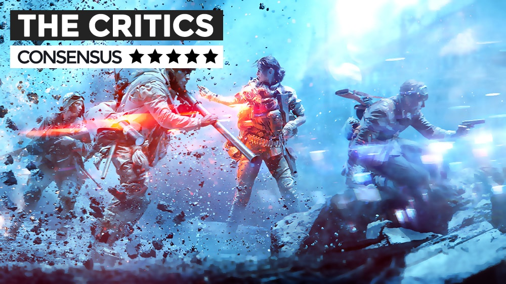 The Critics Consensus - Battlefield V for PC