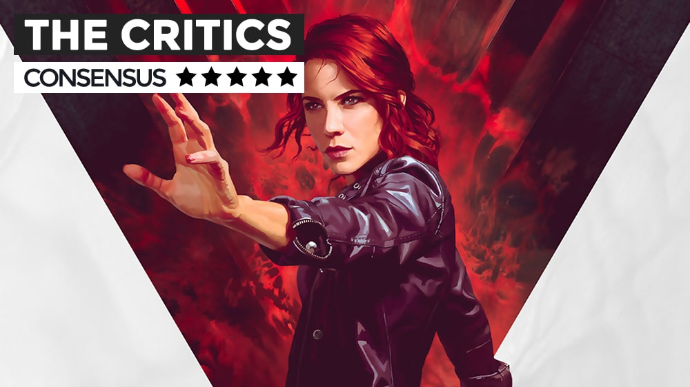 The Critics Consensus - Control for PC