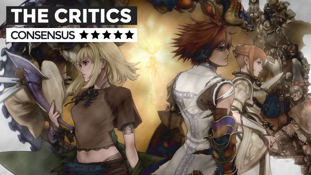 The Critics Consensus - Drakengard 2 for PlayStation 2