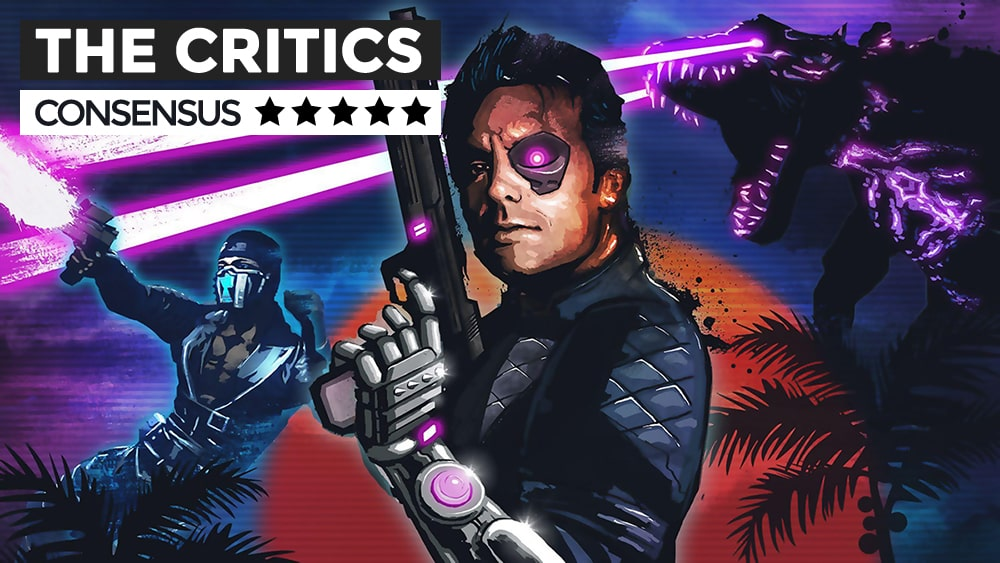 The Critics Consensus - Far Cry 3: Blood Dragon for PC