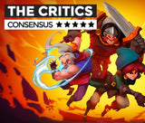 The Critics Consensus - Has Been Heroes for Nintendo Switch