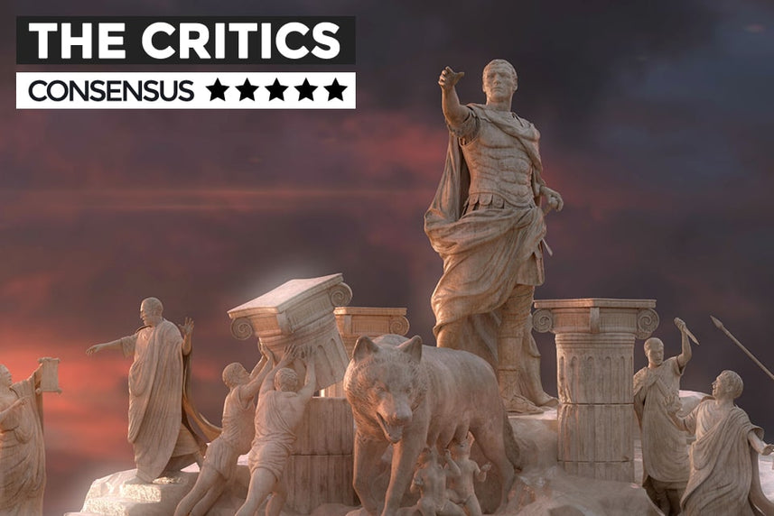 The Critics Consensus: Imperator Rome