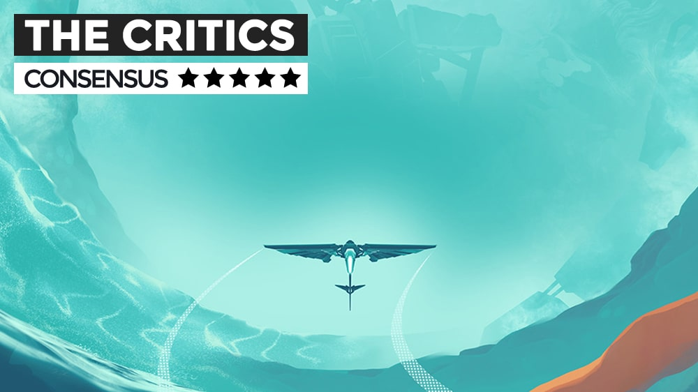 The Critics Consensus - InnerSpace for Nintendo Switch