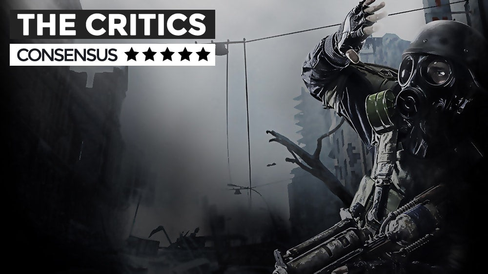 The Critics Consensus - Metro 2033 Redux for PC