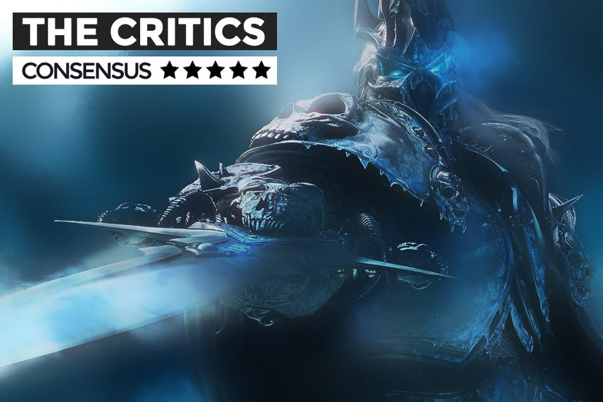 The Critics Consensus - WarCraft III: The Frozen Throne