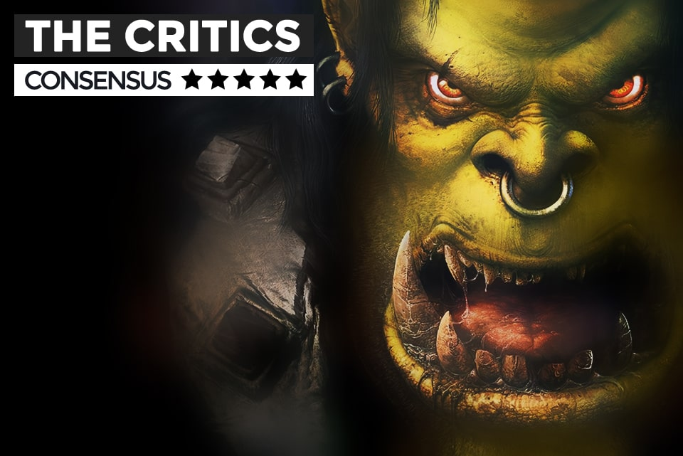 The Critics Consensus - WarCraft III: Reign of Chaos