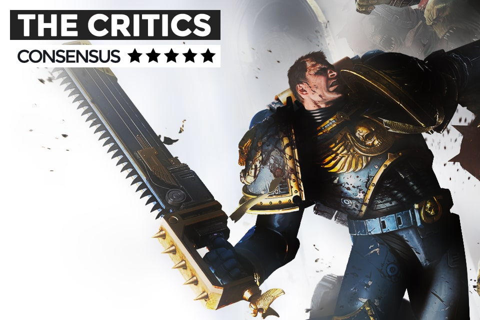 The Critics Consensus - Warhammer 40,000: Space Marine