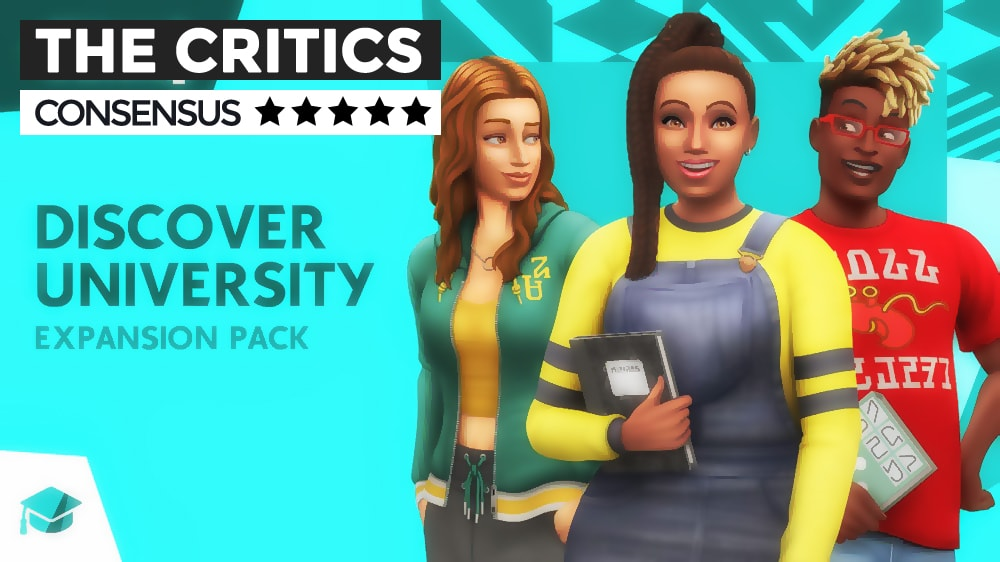 The Critics Consensus - The Sims 4: Discover University