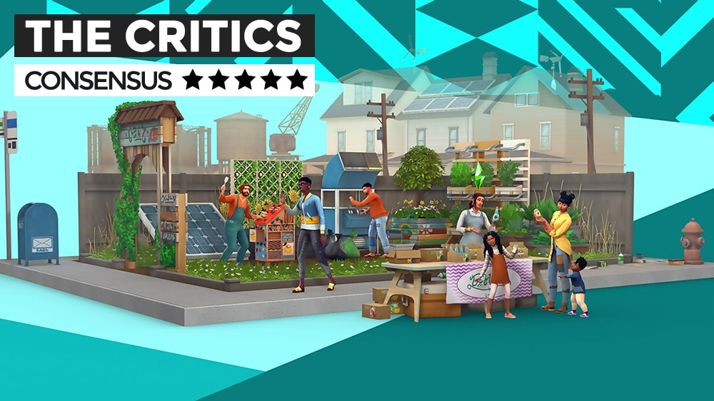The Critics Consensus - The Sims 4 Eco Lifestyle for PC/Mac