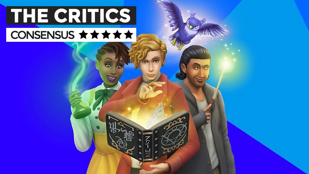 The Critics Consensus - The Sims 4: Realm of Magic for PC/Mac