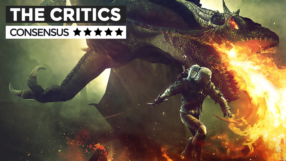 The Critics Consensus - The Witcher 2 Enhanced Edition for PC
