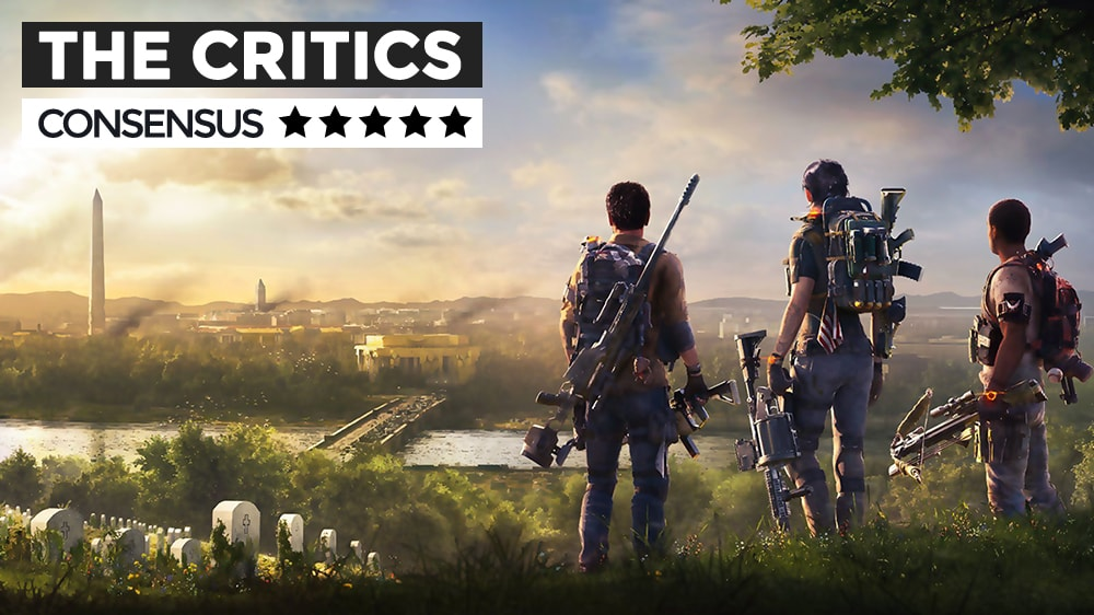 The Critics Consensus - Tom Clancy's The Division 2 for Xbox One