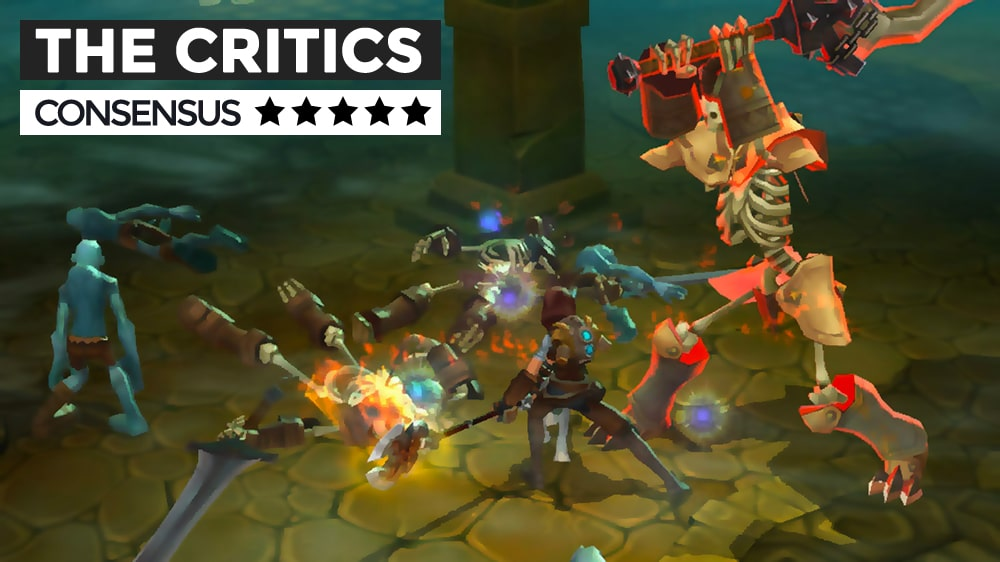 The Critics Consensus - Torchlight II for PC/Mac/Linux