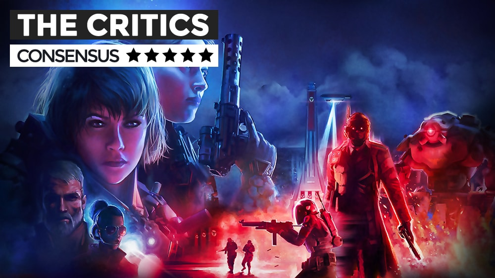 The Critics Consensus - Wolfenstein: Youngblood for Windows PC