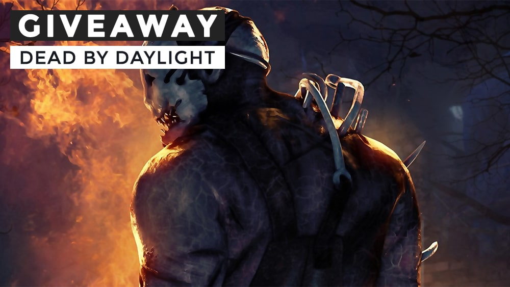 Dead by Daylight Giveaway