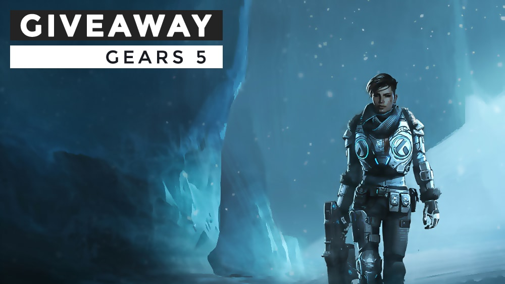 Gears 5 Giveaway