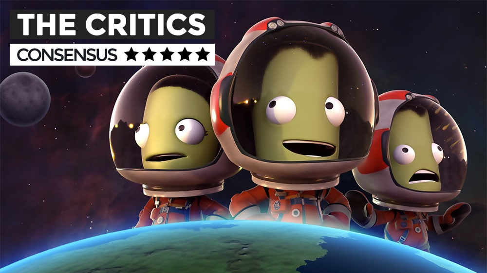 The Critics Consensus - Kerbal Space Program for PC/Mac/Linux