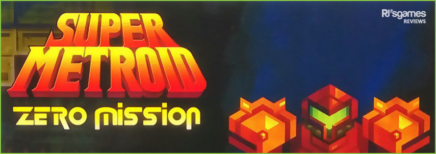 Super Metroid: Zero Mission Review