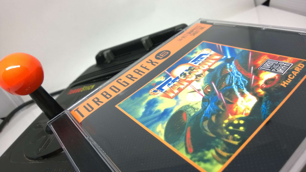 TurboGrafx-16 More New Repro Games!