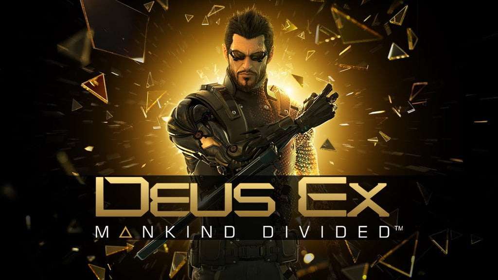 Deus Ex: Mankind Divided Steam Giveaway