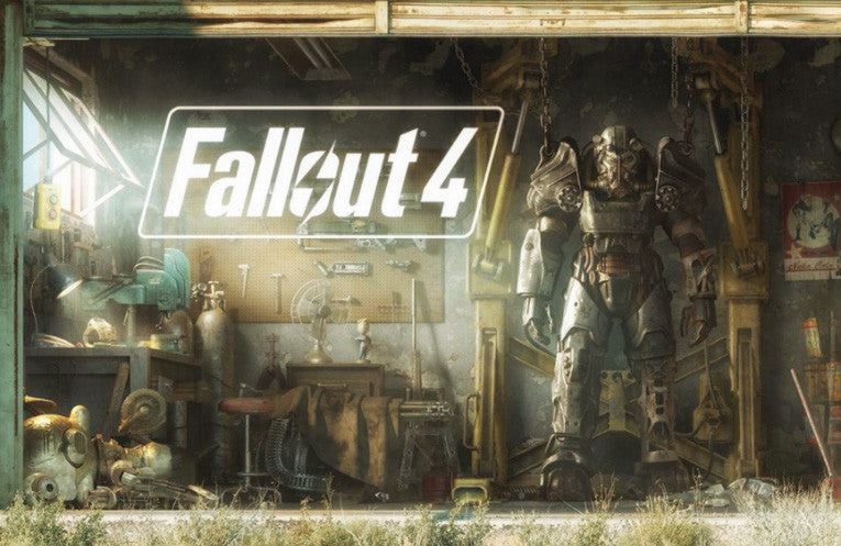 PJ's Games Fallout 4 Steam Giveaway