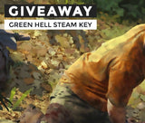 Green Hell Giveaway