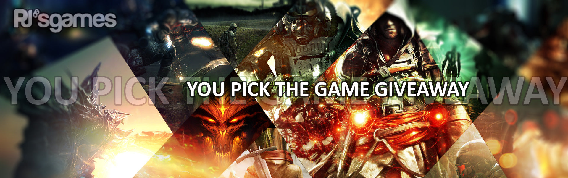 "PJ's Games ""You Pick The Game"" Giveaway"