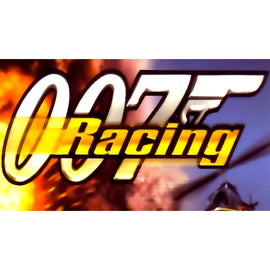 007 Racing Sony PlayStation Game