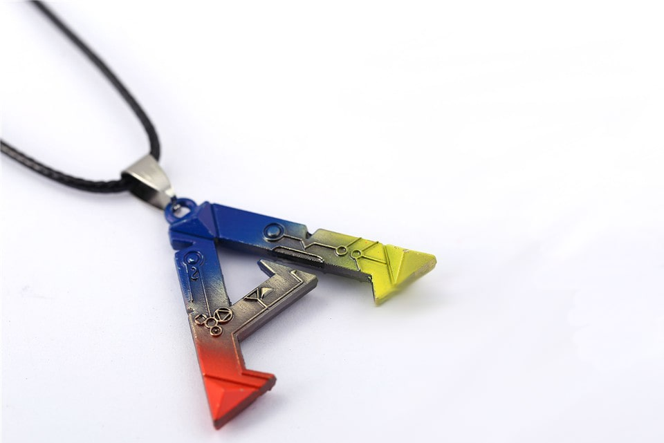 ARK: Survival Evolved Logo Pendant Necklace