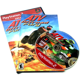 ATV Offroad Fury (Greatest Hits Edition) for PlayStation 2 (PS2)