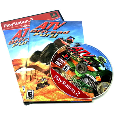 ATV Offroad Fury (Greatest Hits Edition) for PlayStation 2