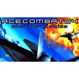 Ace Combat 04: Shattered Skies Sony PlayStation 2 Game