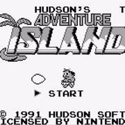 Adventure Island Nintendo Game Boy Game - Screenshot 1