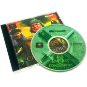 Age of Empires II: The Conquerors PC CD-ROM Game