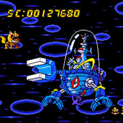 Air Zonk Reproduction TurboGrafx-16 Game - Screenshot 3