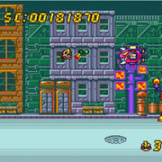 Air Zonk Reproduction TurboGrafx-16 Game - Screenshot 4