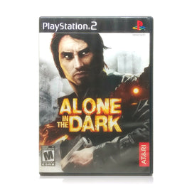 Alone in the Dark Sony PlayStation 2 Game