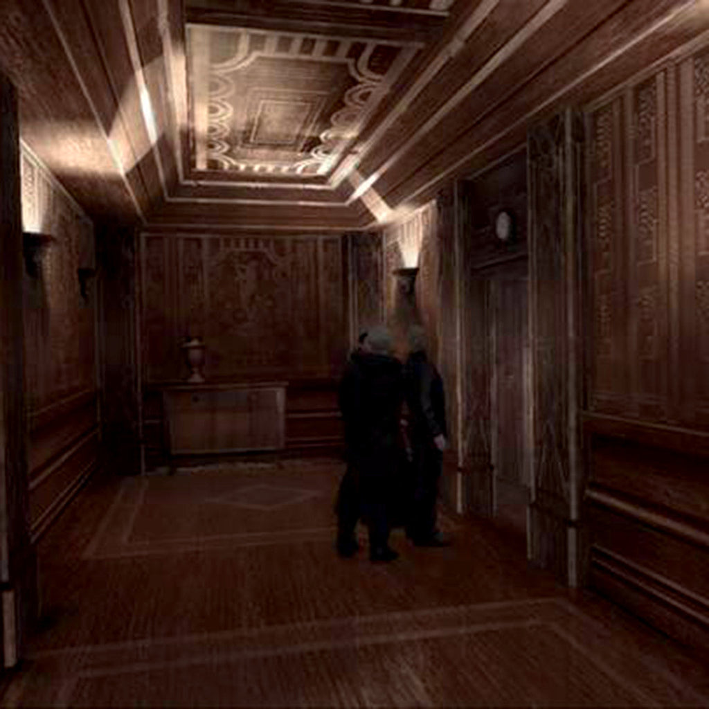 Alone in the Dark Sony PlayStation 2 Game - Screenshot 1